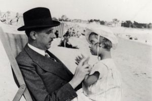 Charles de Gaulle adores his daughter, Anne with Down syndrome