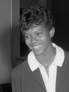 Wilma Rudolph (1940–1994) track Olympian with physical disability