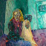 depression awareness art painting