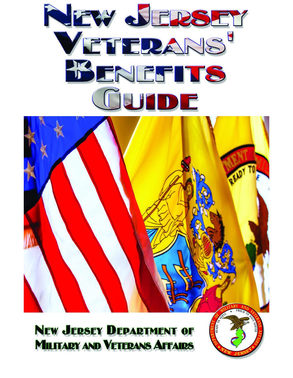 New Jersey Veterans Benefits Guide