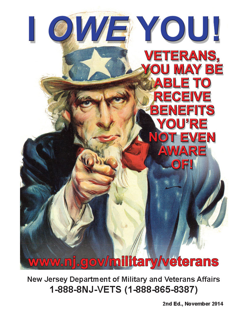 New Jersey Serves Veterans Who Served