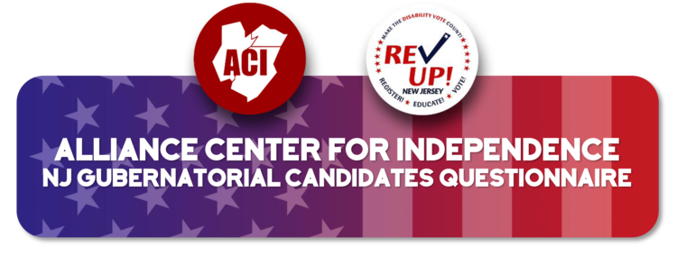 Disability Rights New Jersey - Rev Up voting people with disabilities