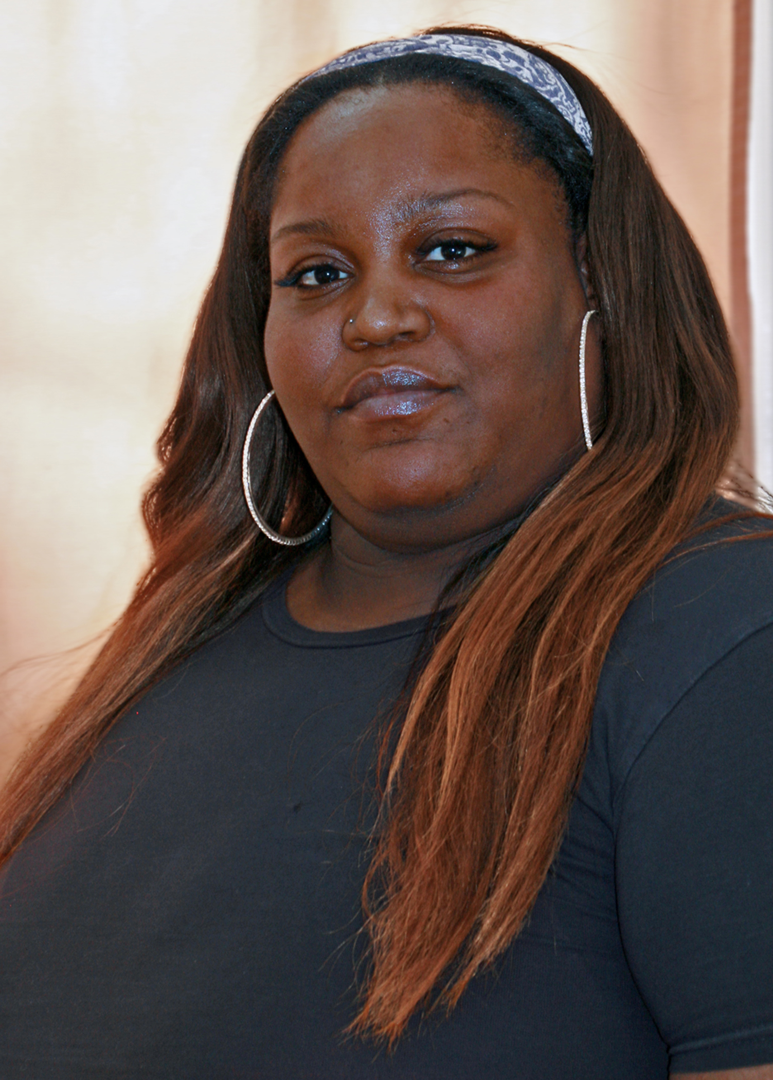 Melody Williams is our direct-support professional of the month New Jersey group home disabilities