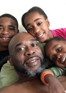 Sterling Terry direct support professional love his family and that of the Robbinsville group home in New Jersey NJ