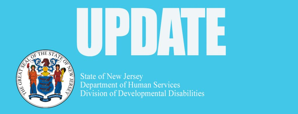 The New Jersey Division of Developmental Disabilities DDD is offering webinars on fee for service.