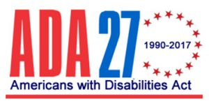 July 26 marks the anniversary of the signing of the Americans with Disabilities Act