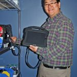 Dave Lam Assistive Technology Coordinator runs the Technology Lending Center at Advancing Opportunities