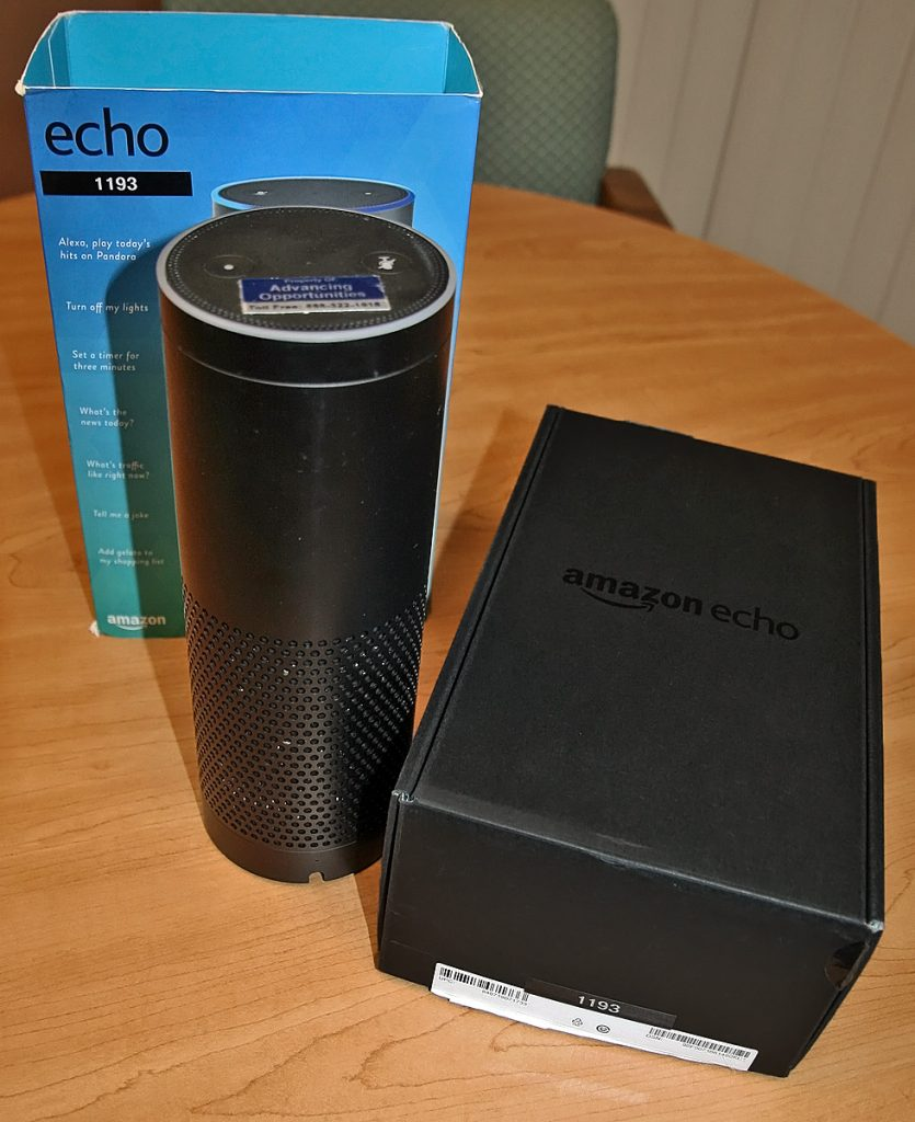 Although the Amazon Echo is marketed to the general public, its hands-free voice-recognition capabilities make it an important assistive technology device for people with physical disabilities.