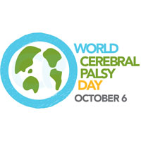 World Cerebral Palsy Day is October 7, 2017.