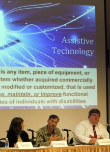 Fred Tchang Assistive Technology Services Director