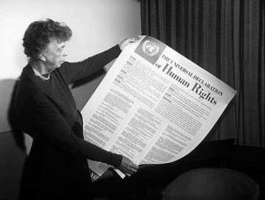 International Day of Persons with Disabilities has its roots in the U.N. Universal Declaration of Human Rights.