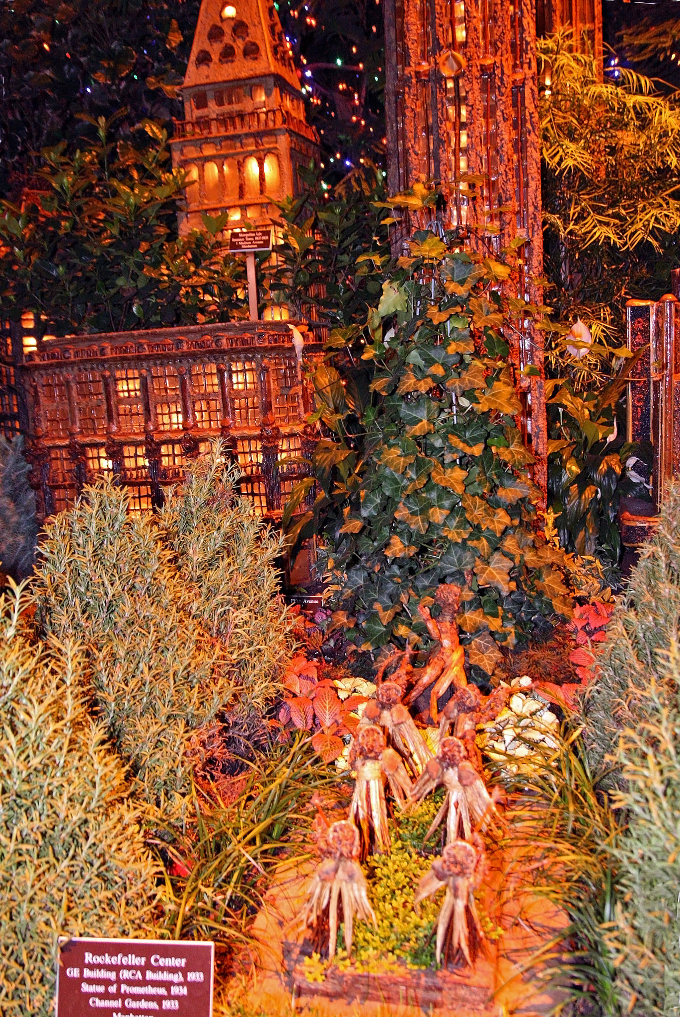 Holiday Magic at the New York Botanical Garden - Advancing Opportunities