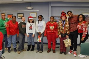 Home Community Holidays Advancing Opportunities