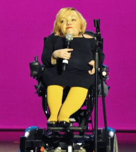 Women disability advocates
