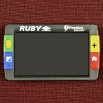 RUBY video magnifier