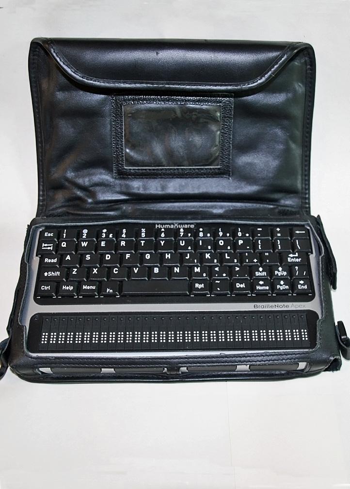 braille note taker