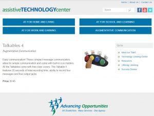 assistive technology lending library
