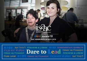 AAC Awareness Dare to Lead