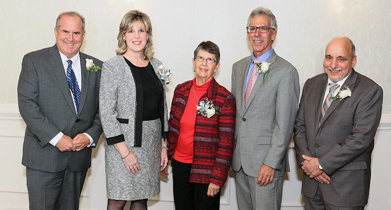 Award Recipients at the Community Health Law Project's 31st Annual Ann Klein Awards Ceremony