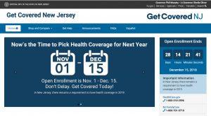 public health insurance New Jersey