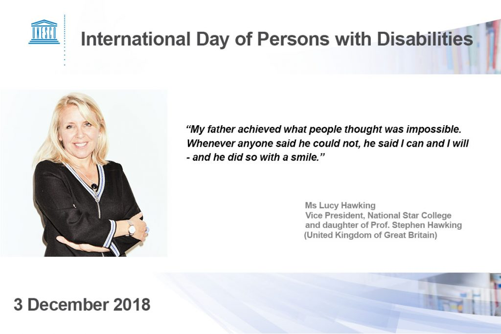 IDPD 2018 digital inclusion