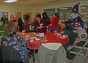 Advancing Opportunities holiday joy 2018