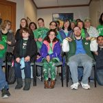 Saint Patrick's Day joy disabilities