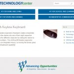 orbitouch keyless keyboard assistive tech