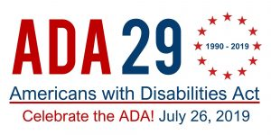 ADA29 Americans with Disabilities Act