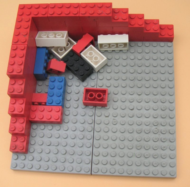 LEGO blind assistive technology