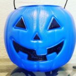Halloween blue pumpkin inclusion autism
