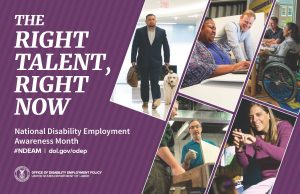 Disability Employment Awareness 2019