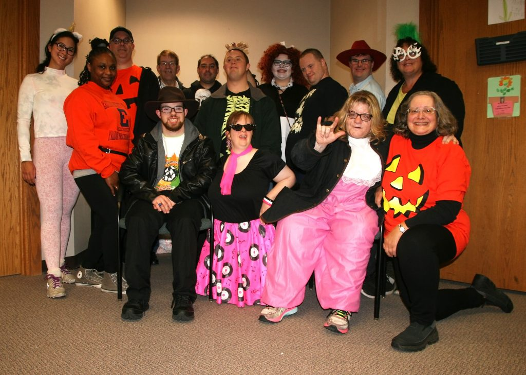 Halloween disability disabilities New Jersey 2019