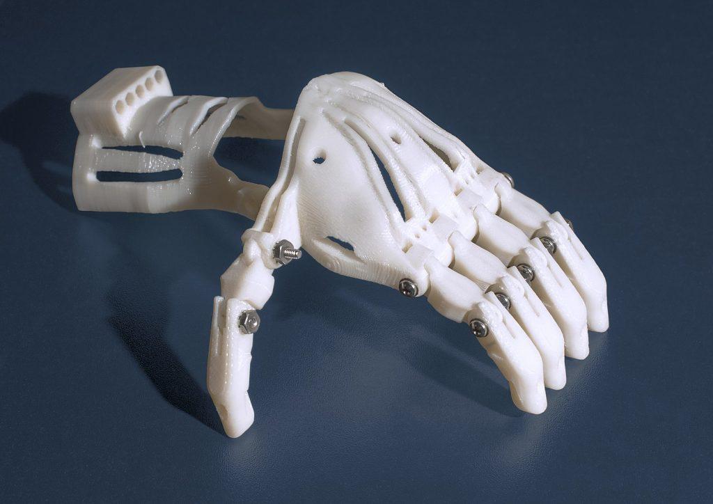 3D Printing Prosthetic