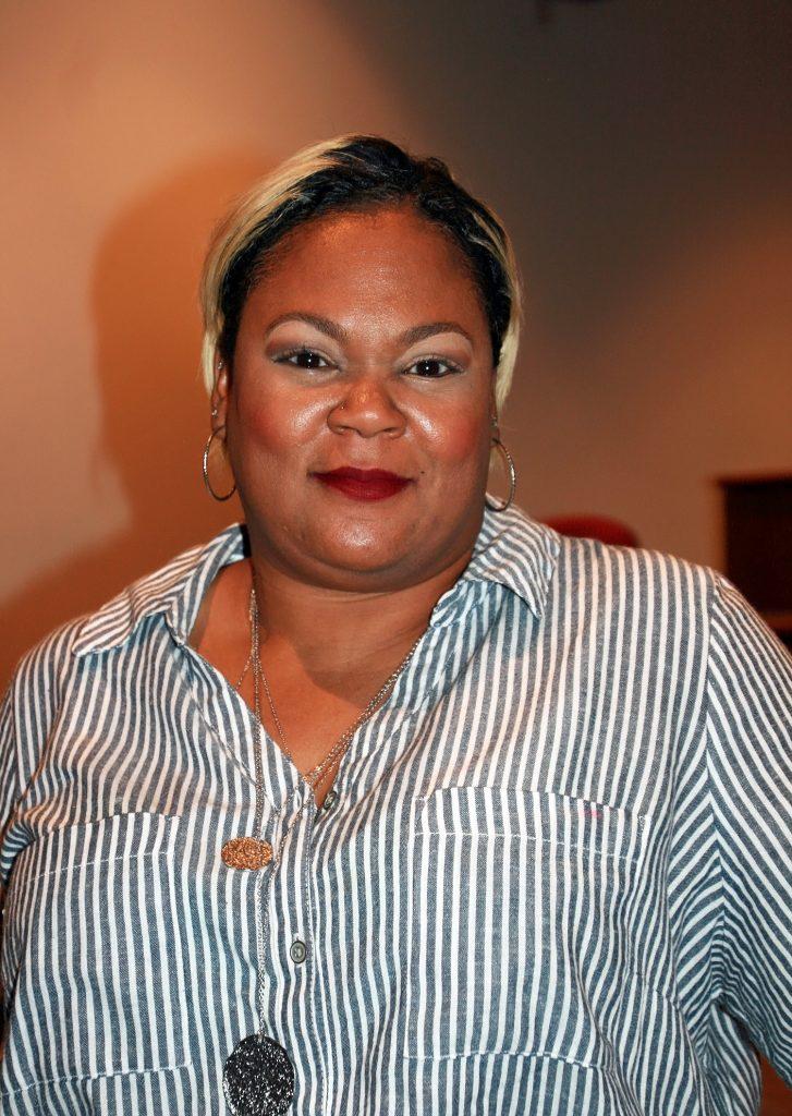 Yvette nurse caring group home residents