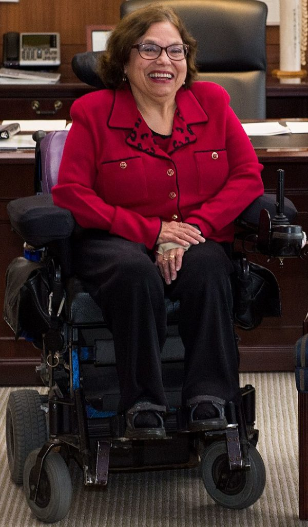 Judith Heumann Women Day Month